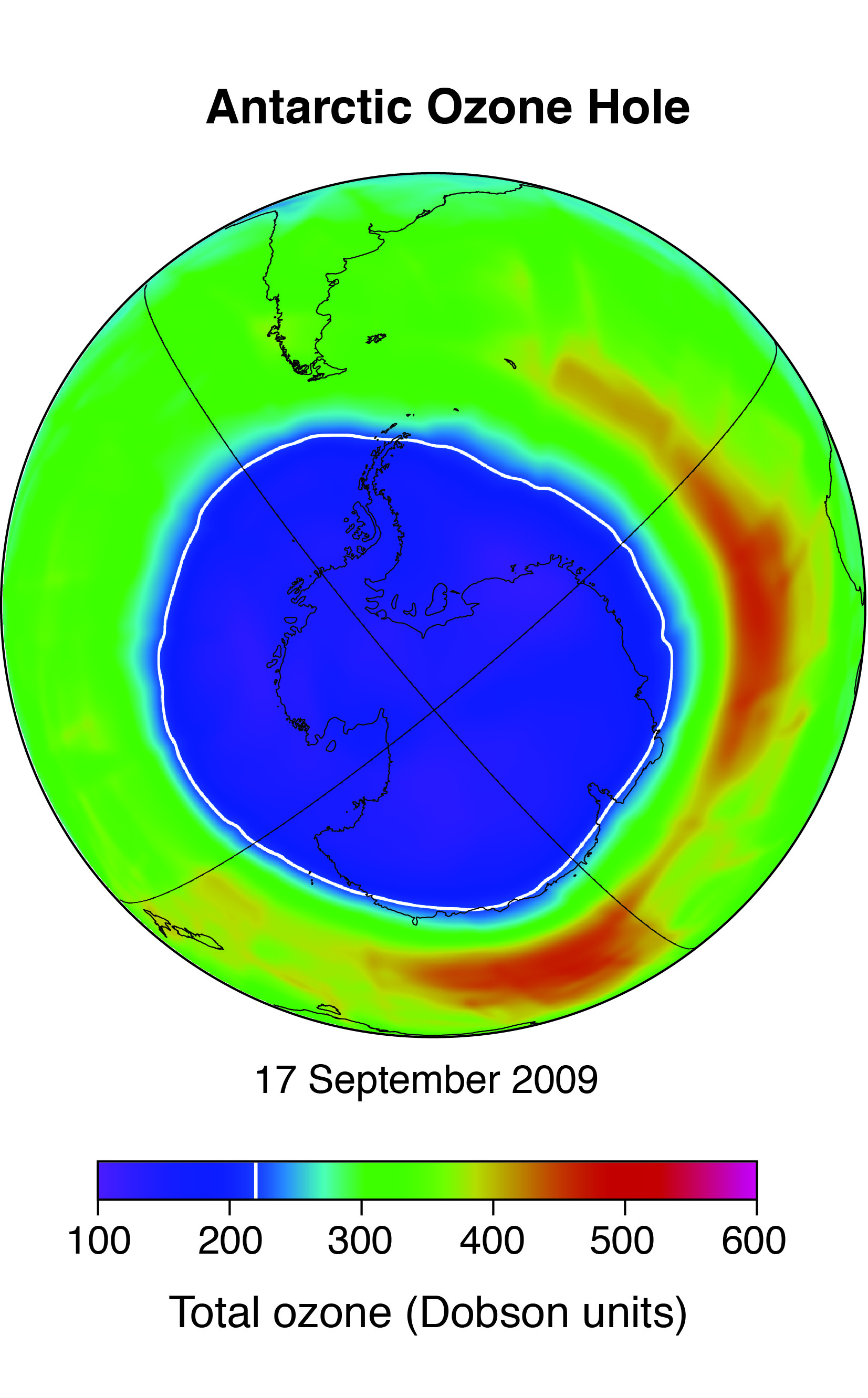 ozone layer depletion Ozone layer depletion levelling off evolution of global ozone distribution 21  september 2009 by merging more than a decade of atmospheric data from.